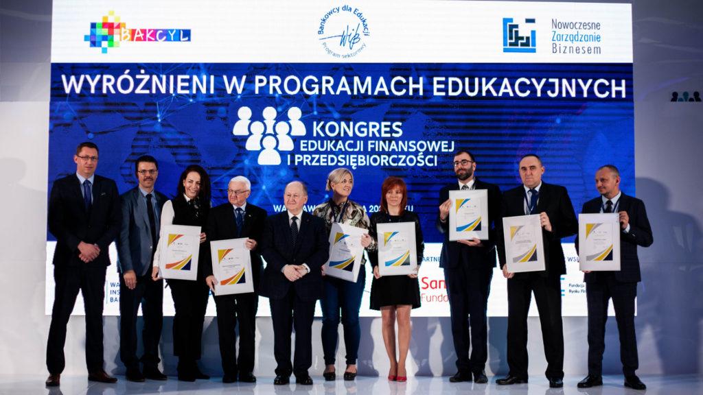 IV Kongres Edukacji Finansowej <br>i Przedsiębiorczości 2020