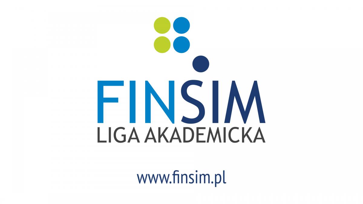 FINSIM Liga Akademicka - Nowoczesny program szkoleniowy w postaci gry symulacyjnej on-line z zarządzania bankiem - Logo