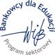 """Program """"Bankowcy dla Edukacji"""" - Logo"""