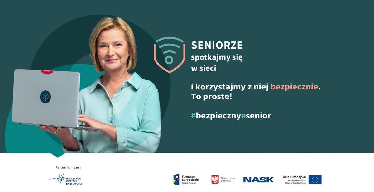 Seniorze – spotkajmy się w sieci
