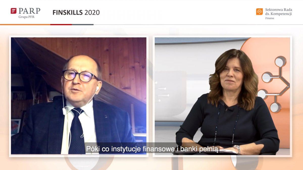 2020 – Sektorowa Rada ds. Kompetencji Sektora Finansowego
