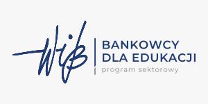 WIB - Edukacja - Bankowcy dla Edukacji - Logo