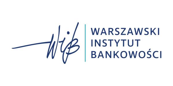 Logo - Warszawski Instytut Bankowości - WIB