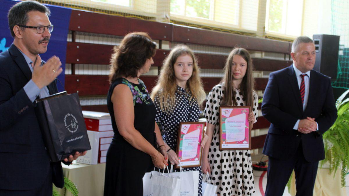 Bankowcy dla Edukacji - Zakończenie roku szkolnego w SP nr 9 w Siedlcach