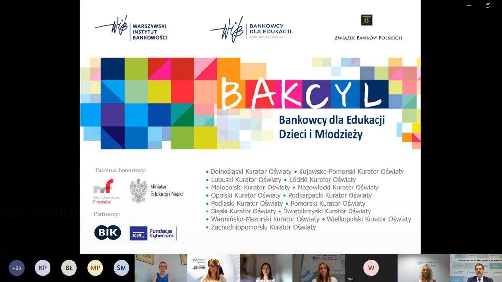 Posiedzenie Rady Projektu BAKCYL - 30 czerwca 2021 r. - Prezentacja BAKCYL - Waldemar Zbytek