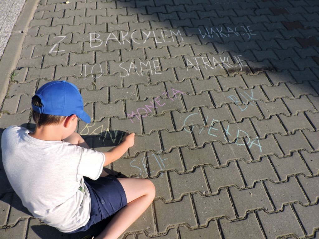 """Konkurs """"Wakacje z BAKCYLEM"""" 2021"""